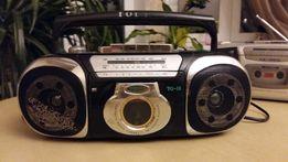 Магнитофон и радио Саsio