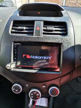I'm selling a brand new double din radio