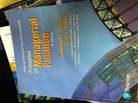 Principles Of Managerial Finance 2nd Edition