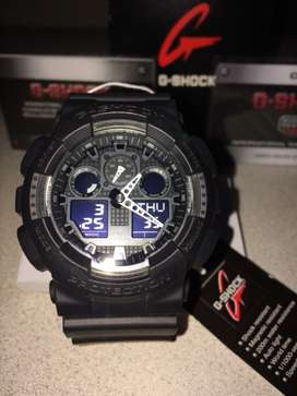 Casio G-Shock GA100a mens watch