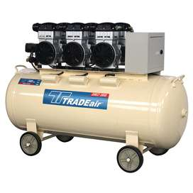 Tradeair Oil Free 200L 3300W Compressor (MCFRC248)