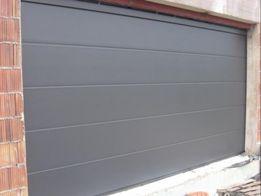 Brama garażowa Wiśniowski Napęd Automat Kolory Wzory Rozmiary