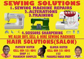 Sewing Machine Repairs/Service