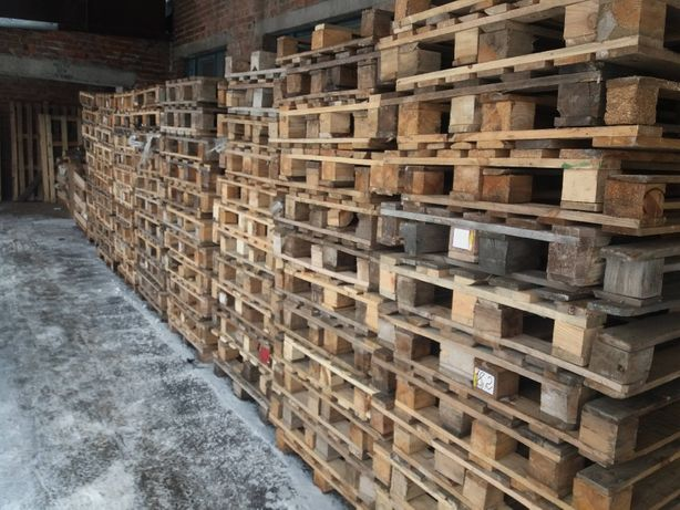 Продам поддоны паллеты деревянные 1200*800 Винница - изображение 2