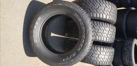 265 / 60 / R18 Cooper Discoverer A/T3 Tyres