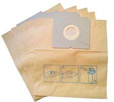 Пылесборники (мешки) бумажные для пылесосов AEG, Electrolux, Progress