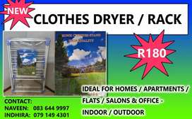 FOLDABLE CLOTHES DRYER