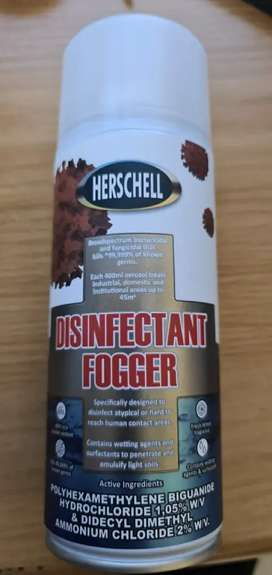 400ml Disinfectant Fogger