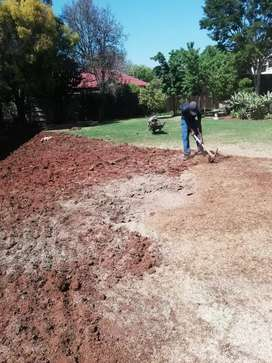 Land scapping