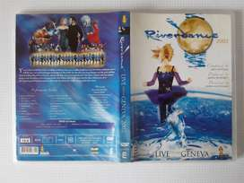 Riverdance. Live from Geneva. Musical DVD. Collectors item.