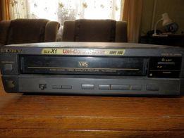 Відеоплеєр касетний SONY+відеокасети