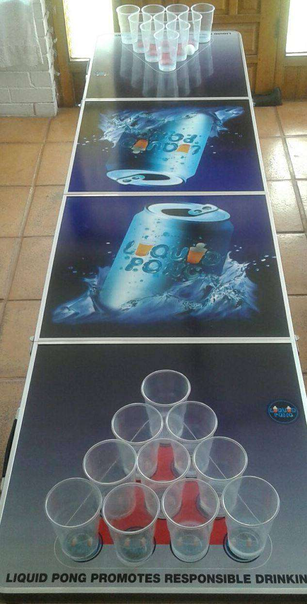 Beer Pong Table for Hire 0