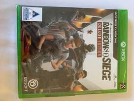 Rainbow Six Siege Deluxe edition for Xbox One and Series X