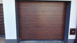 Brama garażowa od producent bramy segmentowe drzwi garażowe