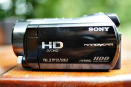 Kamera Sony HDR-SR12E Super filmy na youtube i facebooka