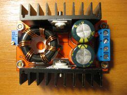 Преобразователь питания 12В на 24В DC постоянного тока