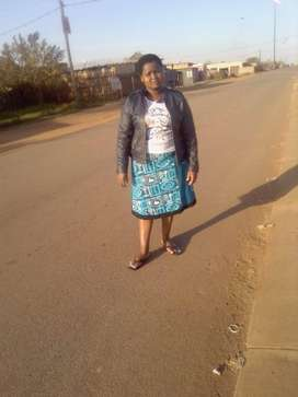 Active Zim lady with refs needs stay in work as maid,nanny or cook