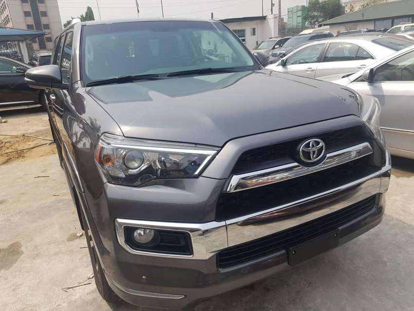 Supper Neat 2014 Toyota 4Runner 0