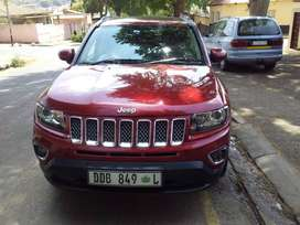 2014 JEEP COMPASS 2.0 LIMITED