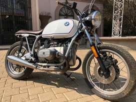 1982 BMW R100RT Cafe Racer for Sale