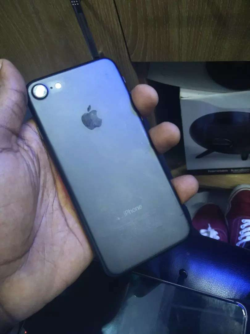iPhone 7 32 GB only 1.3 negotiable 0