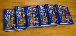 6 tomów Świata Wiedzy