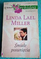 Harlequin orchidea - Śmiałe posunięcia - Linda Lael Miller