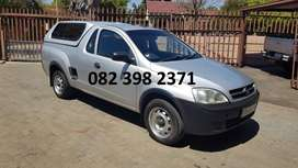 2005 Opel Corsa Utility 1.4i For Sale. Bakie still in good condition.