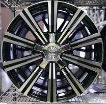 Новые оригинальные диски R20 5-150 на LX570, Land Cruiser 200, Sequoia
