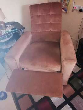Lovely recliner chair