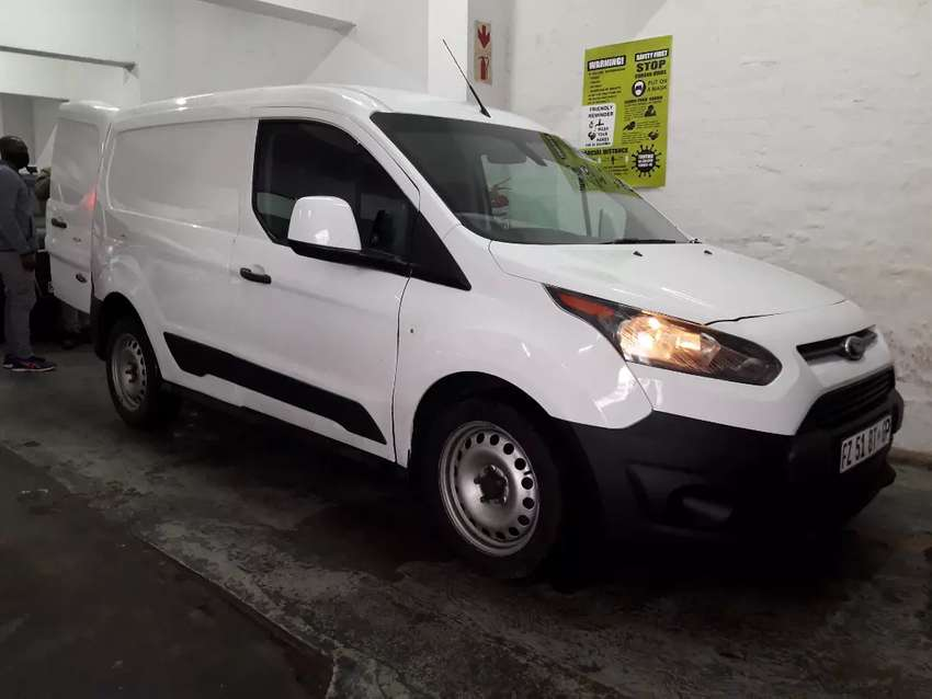 FORD TRANSIT CONNECT 2017 MANUAL