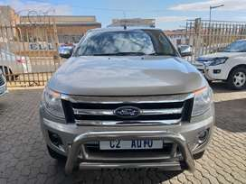 2016 Ford Ranger 3.2 TDCI 6Speed Automatic
