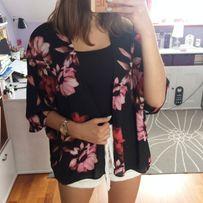 New Look kimono w kwiaty [8]