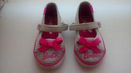 Слипоны для девочки Barbie Keds 21,5 размера