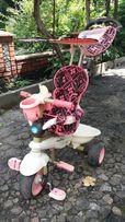 Стильный детский трехколесный велосипед Smarttrike smartrike Dream4в1