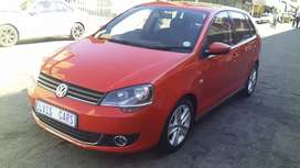 VW POLO VIVO GT 1.6 IN EXCELLENT CONDITION