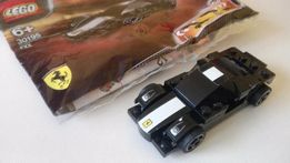 Samochód Lego Shell V-Power 30195 Fxx Pull Back