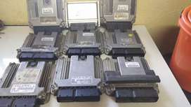 All types of Audi computer boxes