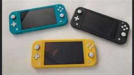 Looking FOR Nintendo Switch Lite