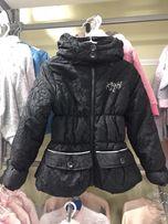 Куртка детская демисезонная фирмен. для девочки Desigual на 4 года б/у