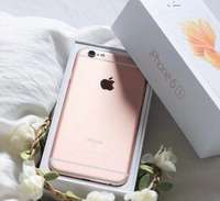 Rose gold iPhone 6s 128gb a week old 0