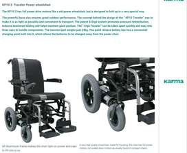 Electric Wheel Chair For Sale - Traveler Power Wheelchair