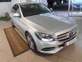 2016 Mercedes-Benz C200 Avantgarde A/T