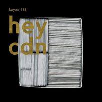 Hey - Cdn (3LP) 1/500 LTD WINYL (NOWA W FOLII) / Katarzyna Nosowska
