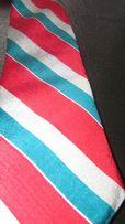 Elegancki Krawat jakich mało 100% Jedwab Geoffrey Beene z USA nr 4