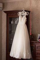 Продам свадебное платье 40-42 размер