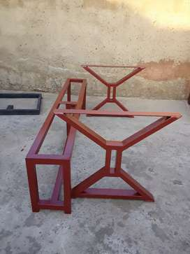 Table Stand for steel