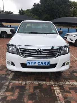 Toyota Hilux single cap
