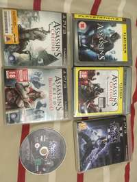 Image of Playstation 3 + 4x Controllers + Move + 29 Games + 2 DLCs