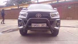 2020 Toyota hilux legend50 2.8 GD6